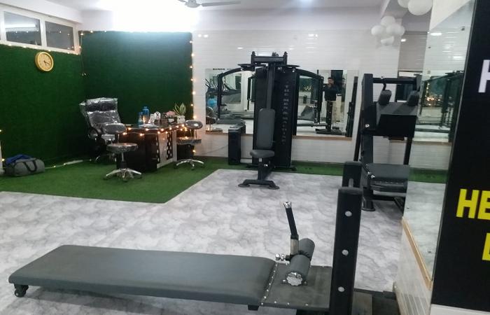 K Destination Fitness Saidulajab