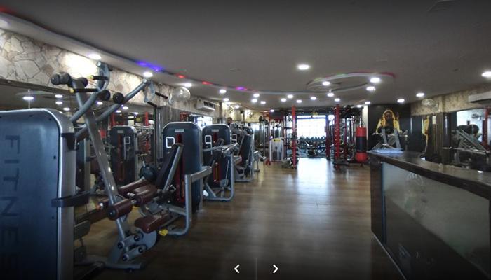 Fitness Axis Crossfit Dwarka Mor