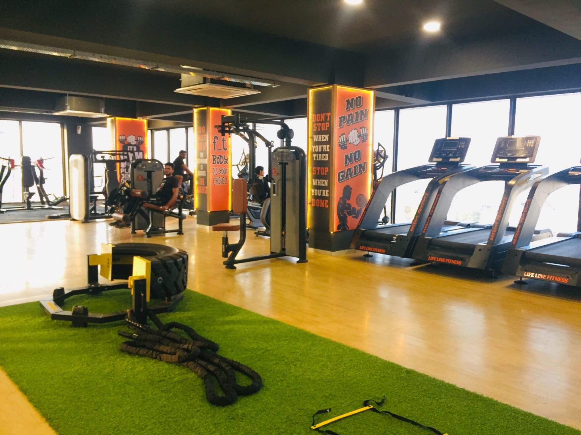 Lifeline Fitness Gym Vastral