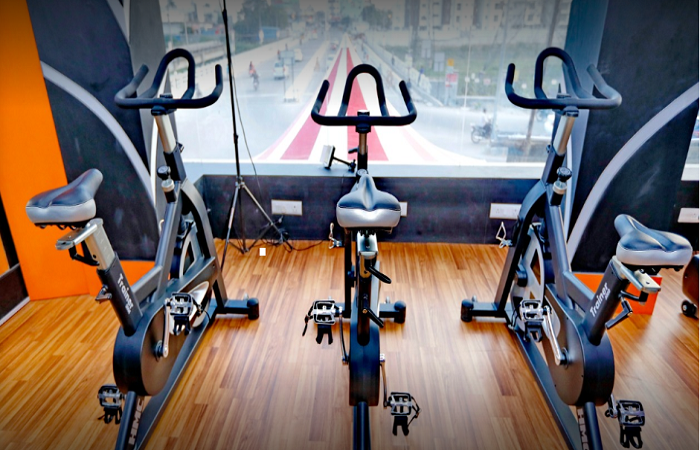 Gs Hi-tech Fitness Studio Mogappair East
