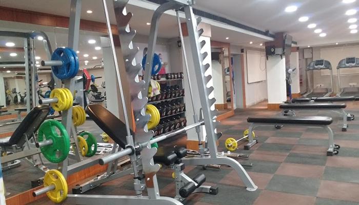 Shape And Strength Cardio Gym Sri Nagar Colony