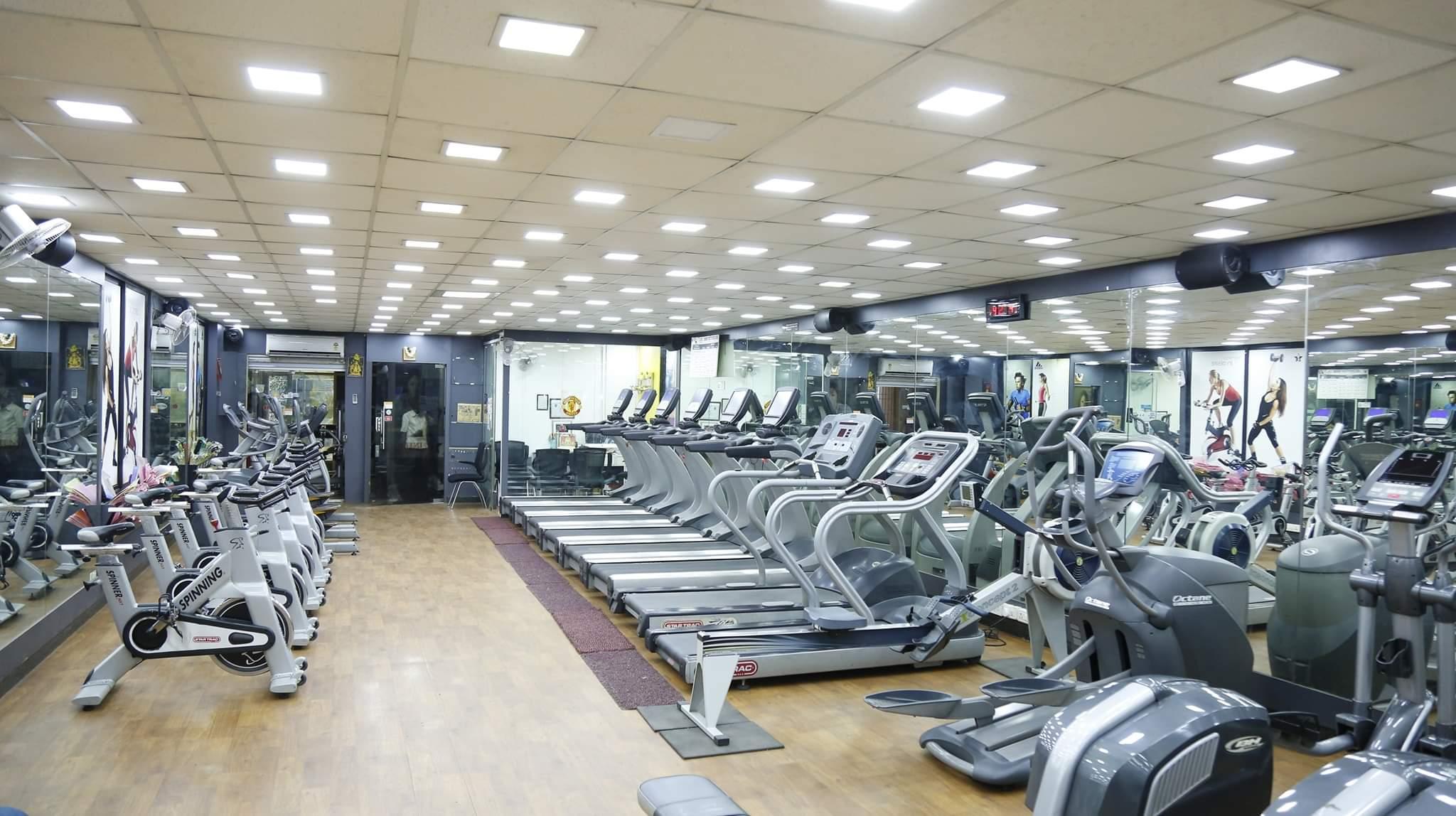 Intensity Fitness Center Kumarapark Sheshadripuram