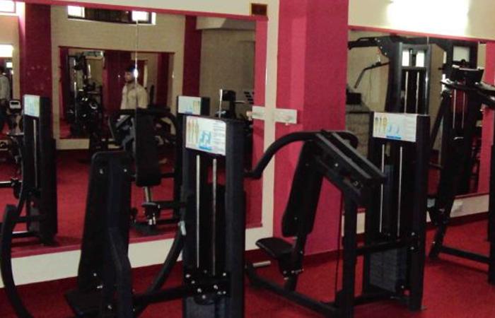Lions Den Fitness Studio Malviya Nagar