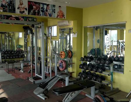 Fitness Zone Rakhiyal
