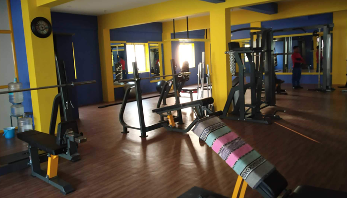Rs Power Fitness Electronics City