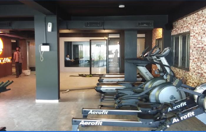 Avengers Fitness Gym Bopal