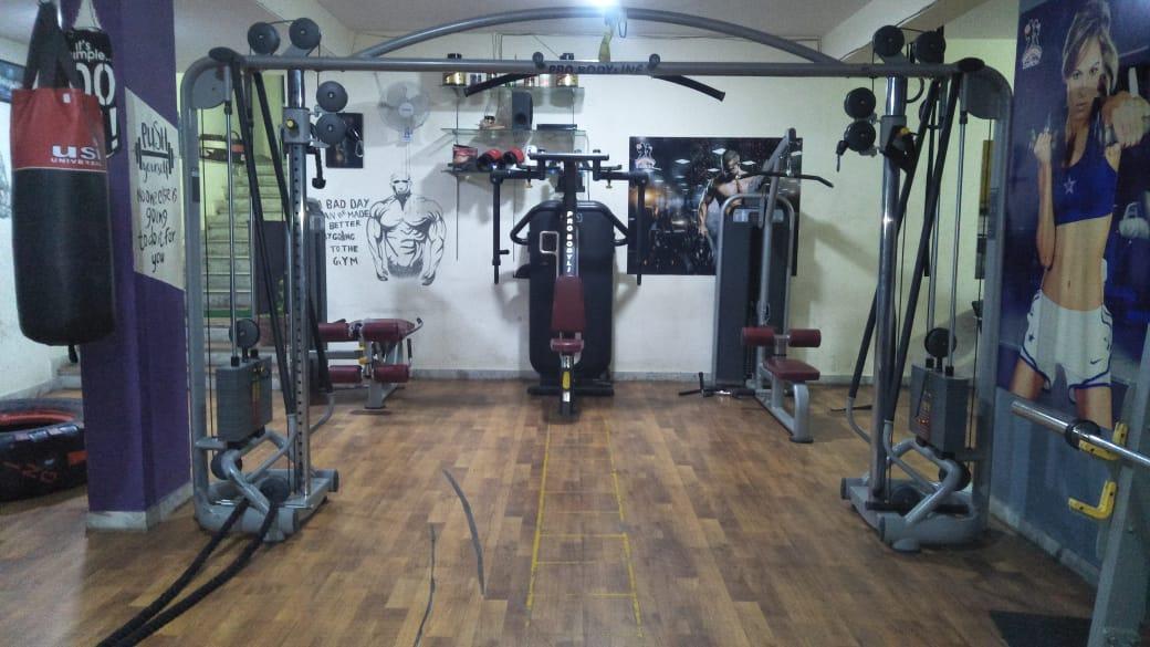 Refuel Professional Gym Vaishali Nagar