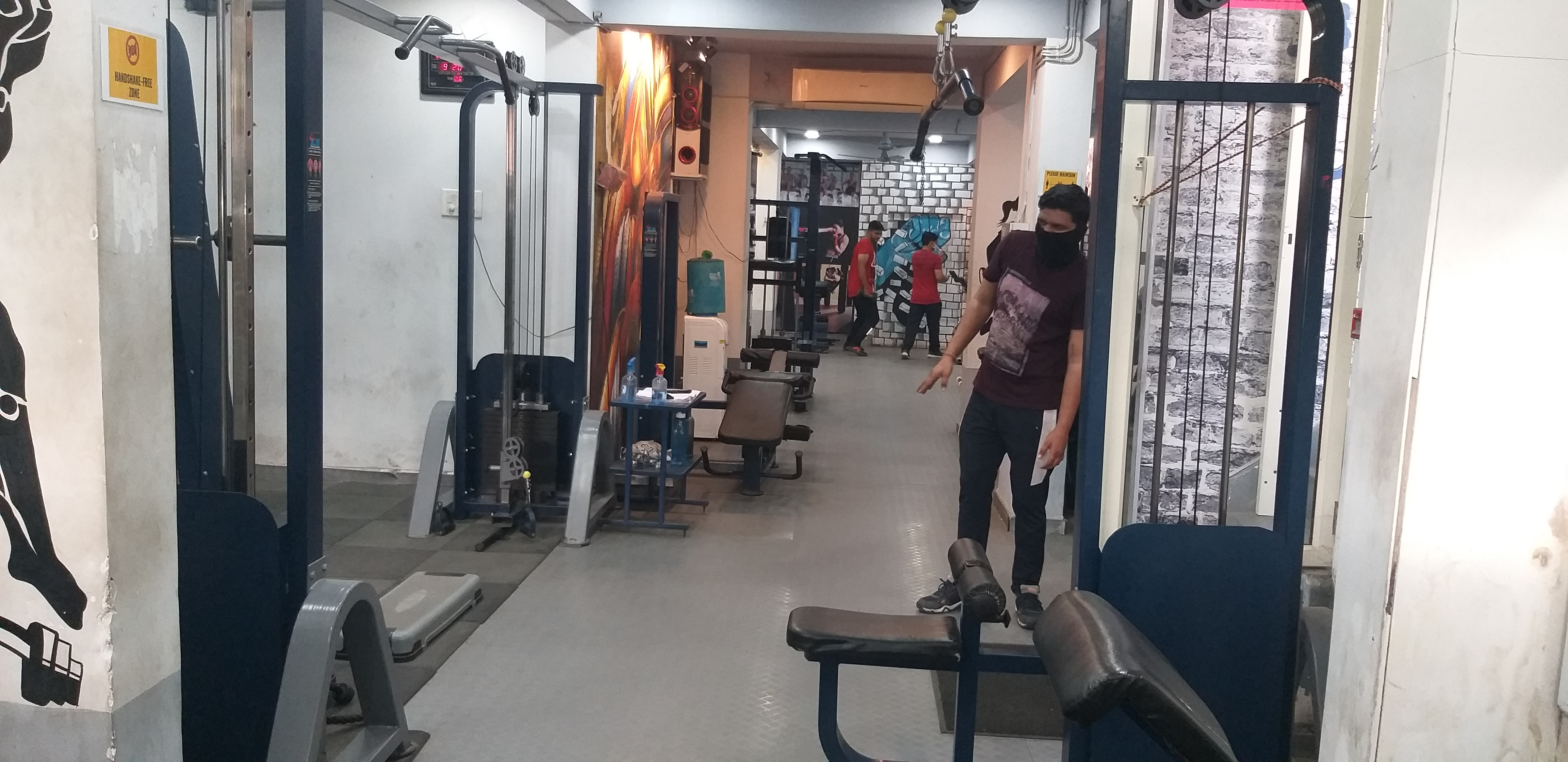 Yuva Gym & Physiotherapy Centre Satellite