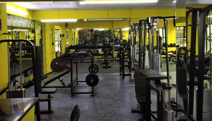 The Gymbox Nibm Road