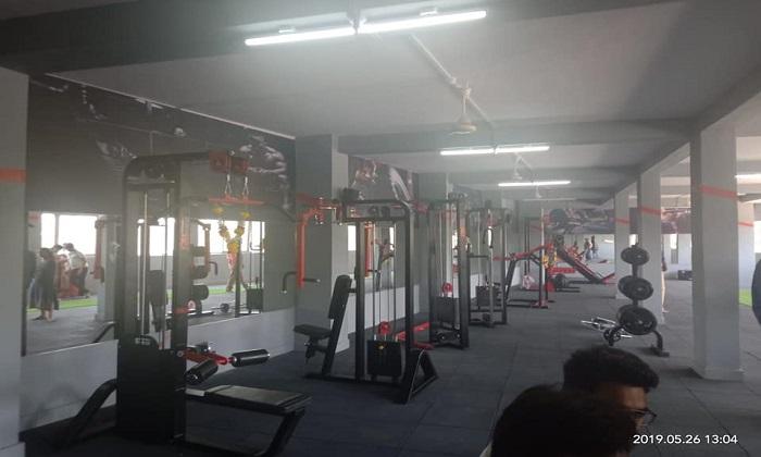 Nutrrafit Gym Kharadi