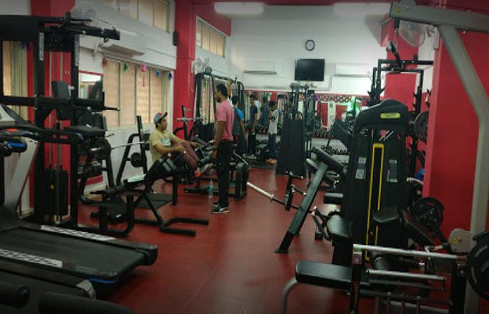 Muscle Up Gym Mazgaon