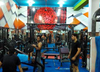 The Iron Champs Gym Shahdara