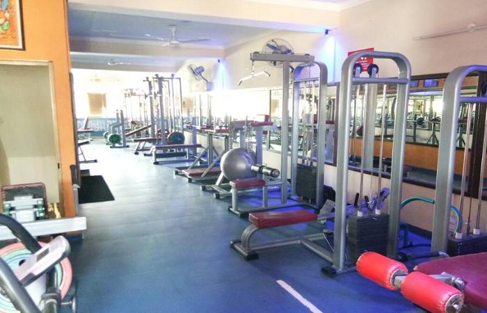 Fab Fitness Dhakoli