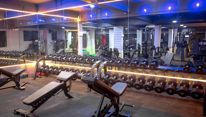 Ironforce Fitness Bhekrai Nagar