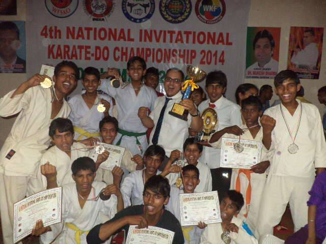 Nippo Kai Martial Arts Sector 43 Gurgaon