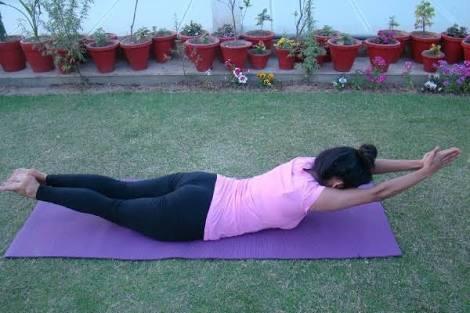 Poorna Yoga Gulmohar Park