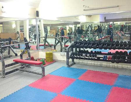 Speed Fitness Dlf Phase 2