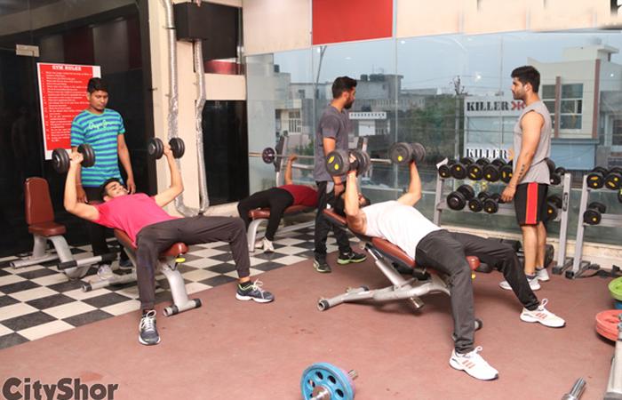 Victory Gym Mansarovar