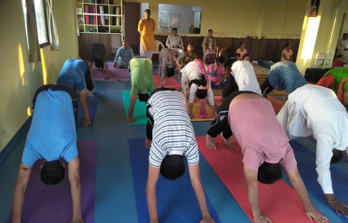 Ashtang Yoga School Chandkheda