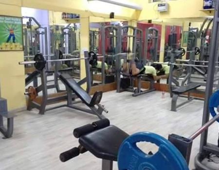 Fitness Nation Ardee City Sector 52 Gurgaon
