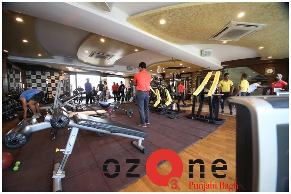 Ozone Fitness Punjabi Bagh