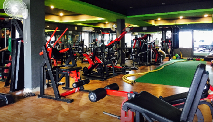 SS Fitness Core Saidabad