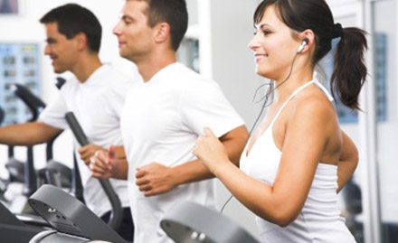 Fitness Zone Katwaria Sarai