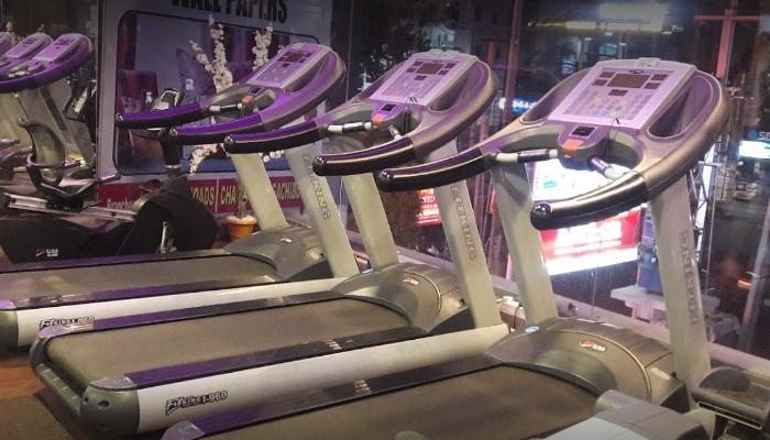 Ultimate Fitness Studio Champapet