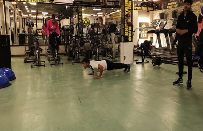 Gold's Gym Sector 25 Rohini