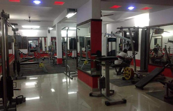 Sportive Fitness Gym Miyapur