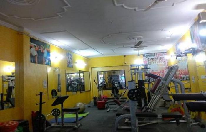 F2 Fitness Forever Subhash Nagar