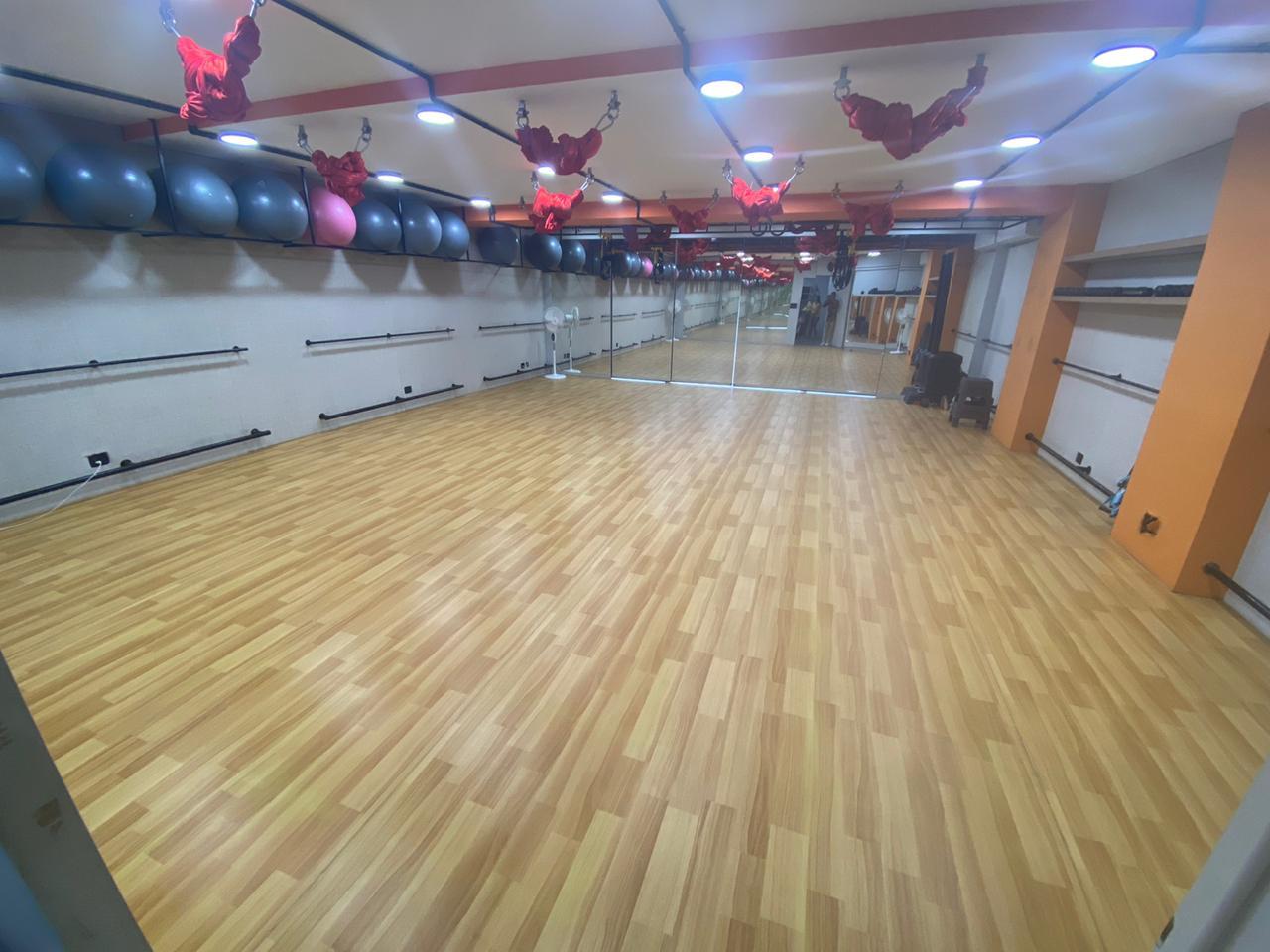 Rujus Fitness Studio Bodakdev