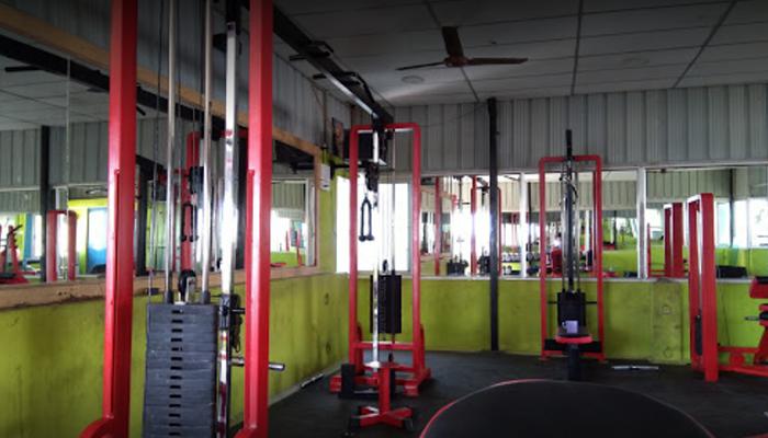 Thiva Gym & Fitness Studio Padi