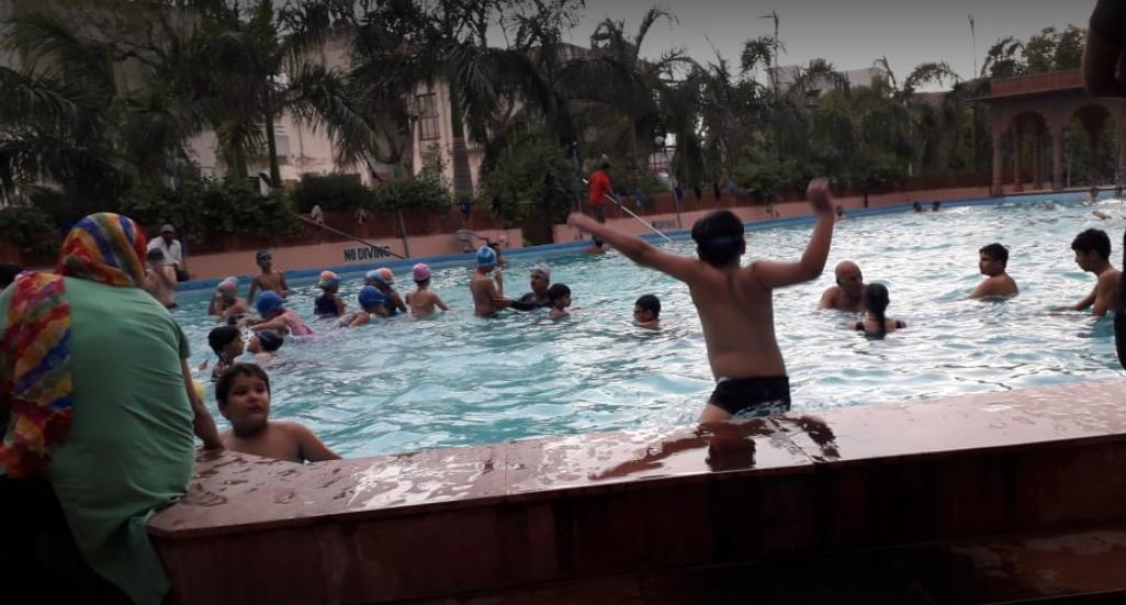 Sarovar Swimming Pool Jhotwara