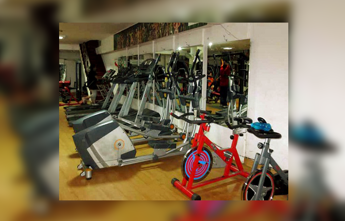 Physique Fitness Gym Sector 8 Noida