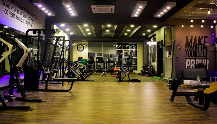 The New Day Fitness Murlipura