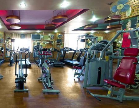 Strength The Gym And Spa Tilak Nagar