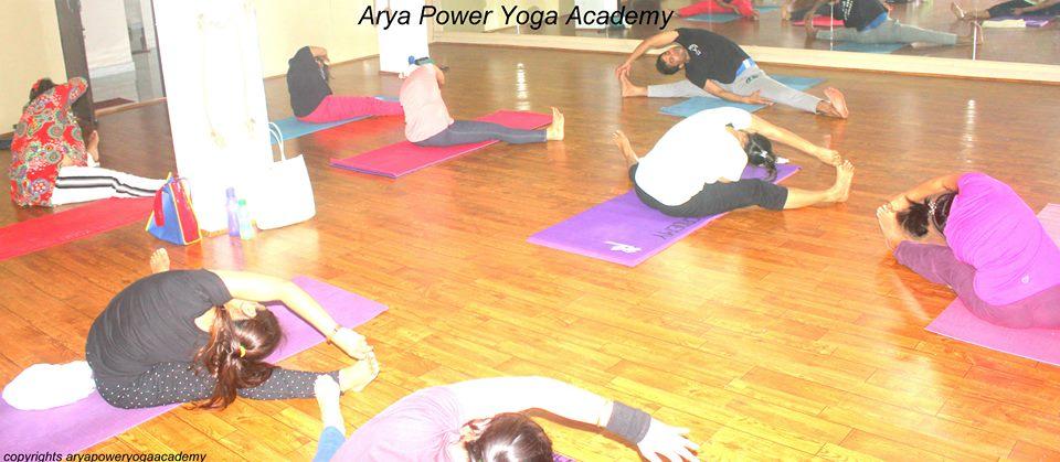 Arya Power Yoga Sector 50 Gurgaon