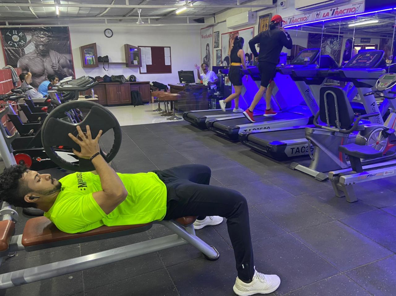 La Traction Gym Versova