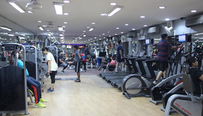 Jai Fitness Point Gulmohar Park