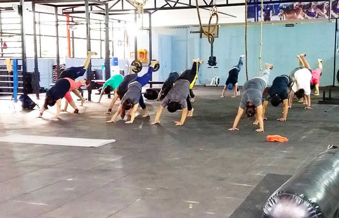 CrossFit Chakra Koregaon Park