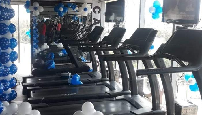 X Core Fitness C- Scheme
