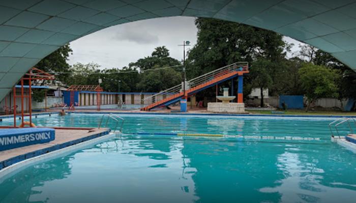 Ymca Swimming Pool Nandanam
