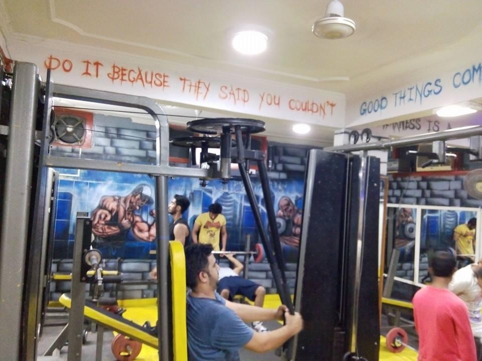 3D The Gym Kalkaji