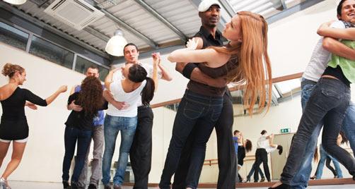 Vi Chorous Dance Classes Dilshad Garden