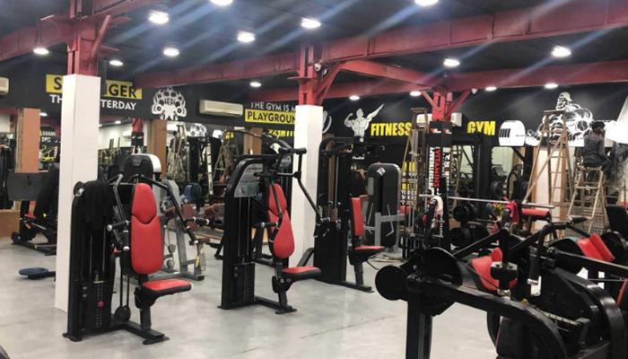 Physio Active's Pro Fitness Mumbai Central