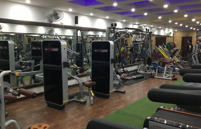 Fitness One Chattarpur