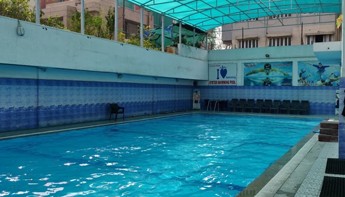Oyster Indoor Swimming Pool Banjara Hills