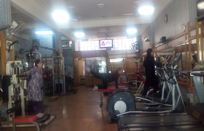 Universal Fitness Gym Rajouri Garden