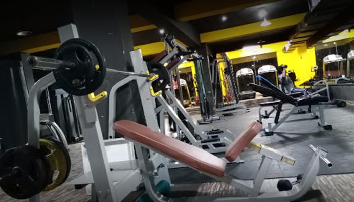 Iron Life Gym & Fitness Ramapuram